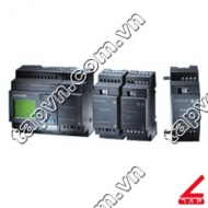 SIEMENS LOGO! 24RC LOGIC MODULE DISPLAY.