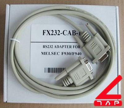 Cáp chuyển đổi RS232 FX-232-CAB-1 cho Mitsubishi Melsec F920/F930/F940