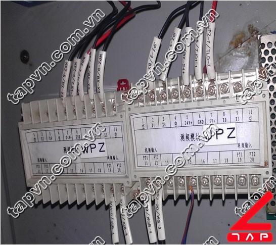 Bộ giám sát tần số tổ máy mức điện áp JPZ